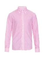 Michael Bastian Bengal Striped Linen And Cotton-blend Shirt