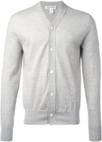 Comme des Garcons V-neck cardigan - men - Cotton - S