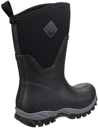 Muck Boots Arctic Sport Mid Height Wellington Boots - Black