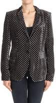 New York Industrie NEWYORKINDUSTRIE Velvet Jacket
