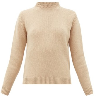 Connolly - Round-neck Camel-hair Sweater - Camel