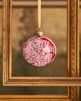 Jay Strongwater Filigree Artisan Ornament