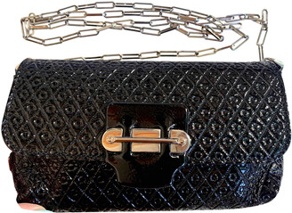 Tod's Black Patent leather Handbags