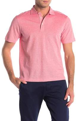Culturata Short Sleeve Solid Knit Contemporary Fit Shirt