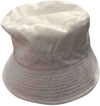 Versace White Cotton Hats & pull on hats