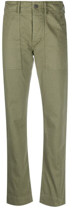 Ralph Lauren RRL Cropped Utility Trousers