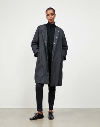 Lafayette 148 New York Alpine Outerwear Knit Collar Lawrence Down Coat