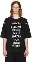 Ueg Black Refugee T-shirt