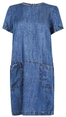 Superdry Desert T Shirt Dress