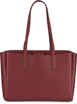 Marc Jacobs THE) The Protege Leather Tote Bag