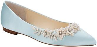 Bella Belle Daisy Embellished Ballet Flat