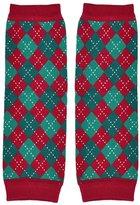 New Christmas Kids Child Boys Girls Kneepad Socks Leg Warmer by FEITONG