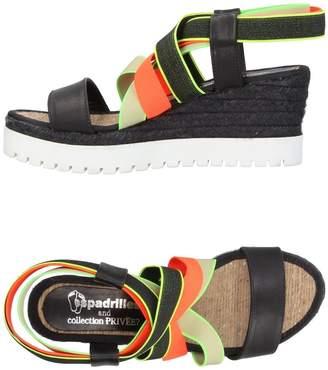 Collection Privée? ESPADRILLES and Sandals