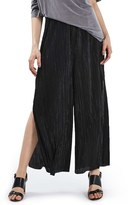 Topshop Pleated Palazzo Trousers