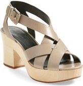 Rebecca Minkoff 'Jessica' Platform Sandal (Women)