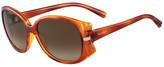 Valentino Women&s Plastic Sunglasses