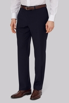 Moss Esq. Performance Regular Fit Navy Pants