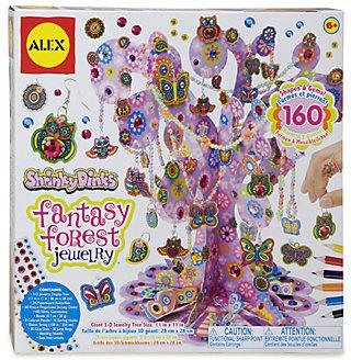Alex Shrinky Dinks Fantasy Forest
