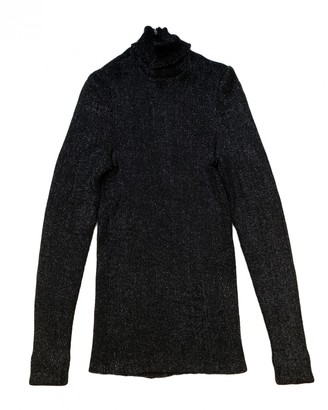 Jean Louis Scherrer Jean-louis Scherrer Black Knitwear for Women Vintage