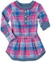 Hatley Nordic Apples Bonded Plaid Dress (Toddler, Little Girls, & Big Girls)