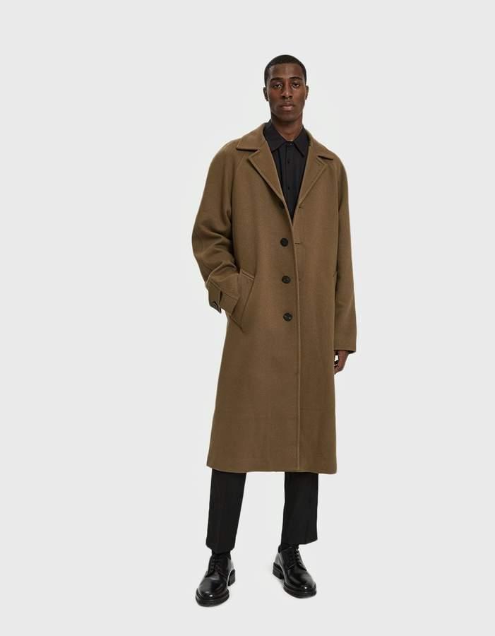 Marni Diagonal Overcoat