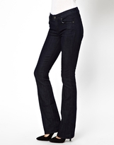 Rich And Skinny Wedge Bootcut Jeans