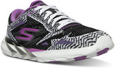 Skechers Women's GOmeb Speed 3 Running Sneakers from Finish Line