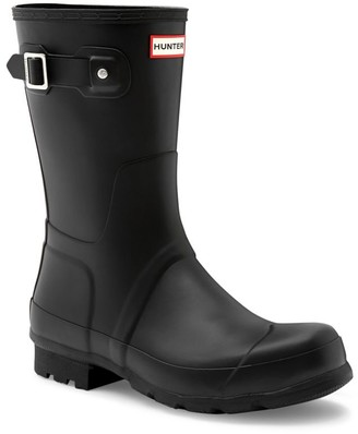 Hunter Men's Original Short Waterproof Rain Boots