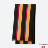 Uniqlo Striped School Scarf