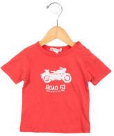 Bonpoint Boys' Printed Crew Neck Shirt