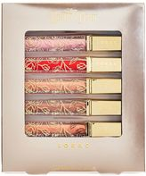 LORAC Disney's Beauty and the Beast Lip Gloss Collection