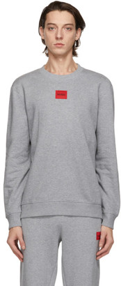 HUGO BOSS Grey Diragol Sweatshirt