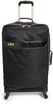 Flight 001 Avionette 26 Inch Rolling Suitcase - Black