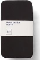 Gap Opaque heavyweight tights