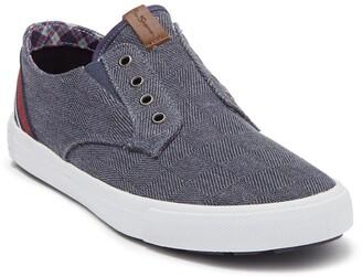 Ben Sherman Percy Lace-Less Sneaker
