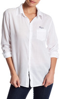 Sundry Partly Cloudy Button Down Shirt