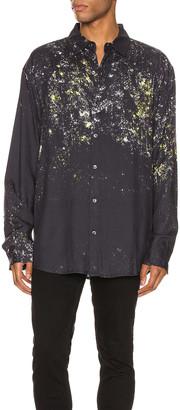 Ksubi Acid Painter Is Shirt in Multi | FWRD