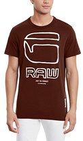 G Star Men's Ocat R T Short-Sleeve T-Shirt
