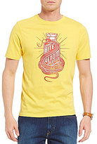 Daniel Cremieux Jeans Snake Short-Sleeve Graphic Tee