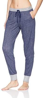 Mae Amazon Brand Women's Loungewear Panelled Jogger Pajama Pant