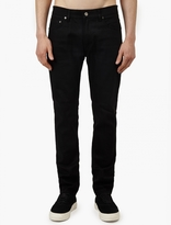 Acne Studios Ace Cash Black Slim-fit Jeans