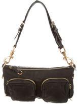 Miu Miu Nylon Shoulder Bag