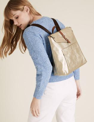 Marks and Spencer Soft Stud Backpack Bag