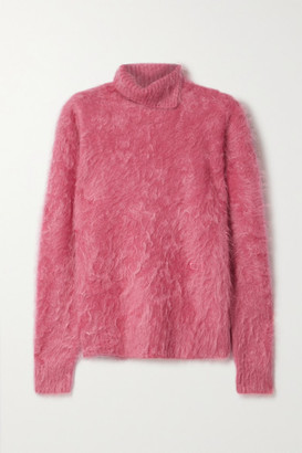 Commission Cashmere Turtleneck Sweater - Pink