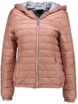 New Look LIGHTWEIGHT PUFFER Light jacket light pink