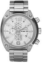 Diesel Stainless Steel 3 Hand Chronograph Bracelet Watch