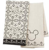 Disney Mickey Mouse Icon Kitchen Towel Set Kitchen