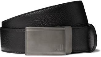 Dunhill 4cm Full-Grain Leather Belt