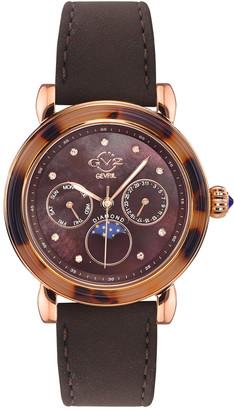 Gv2 Women's Moon Valley Diamond Watch
