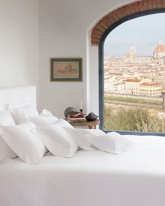 Signoria Firenze Tuscan Dreams King Flat Sheet